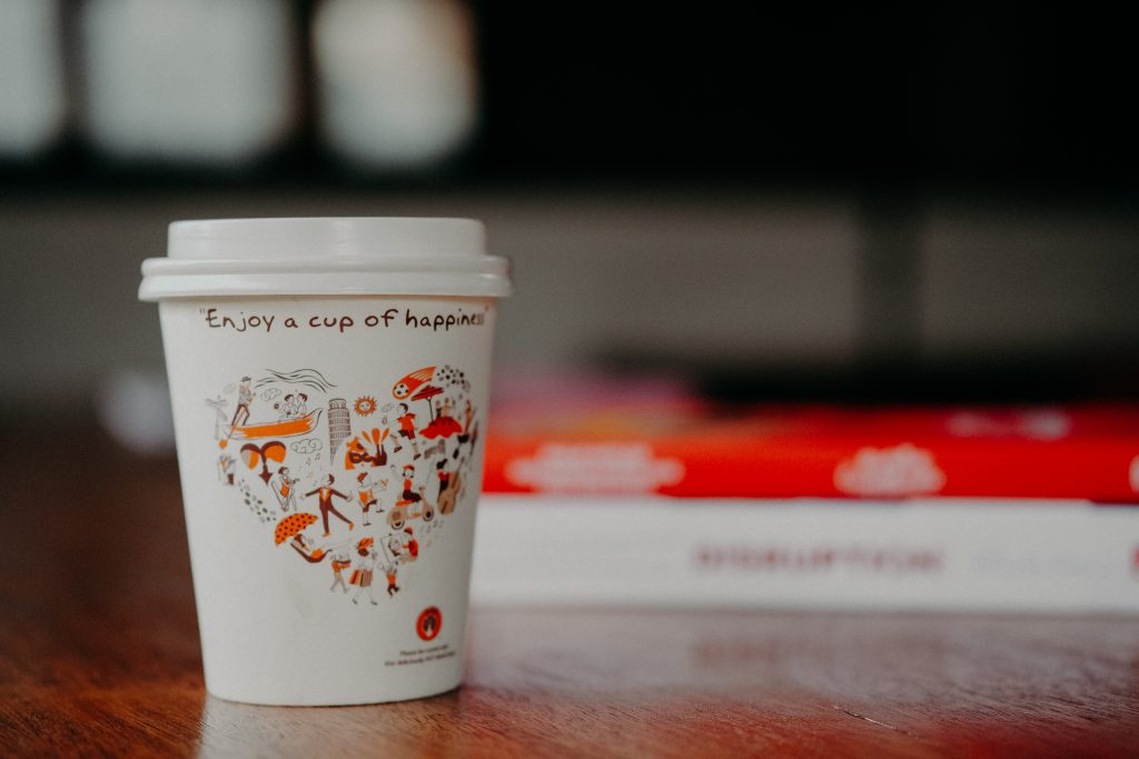 """""""Where can I get a cup of coffee""""? That one simple question can drive better customer experiences."""