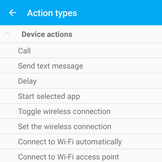 A new, improved IoTool Device Actions Extension on Google Play
