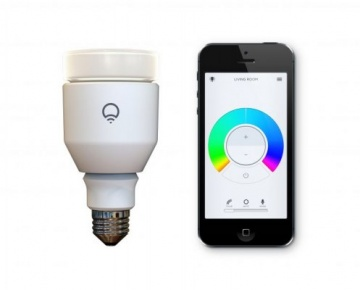 New week - new extension: LIFX Smart bulb actions