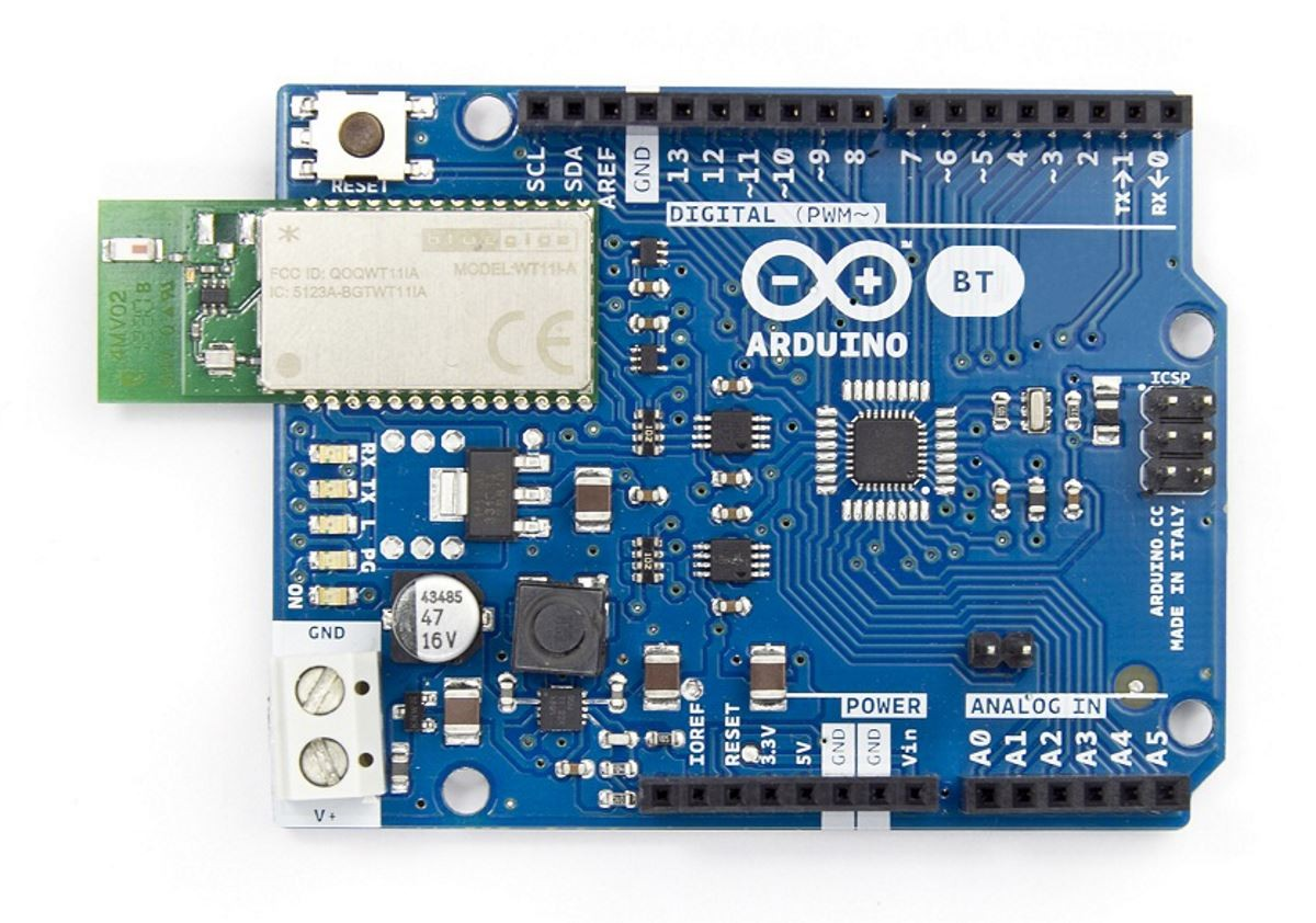 IoTool Sensors - Arduino analog and digital inputs available on Google Play
