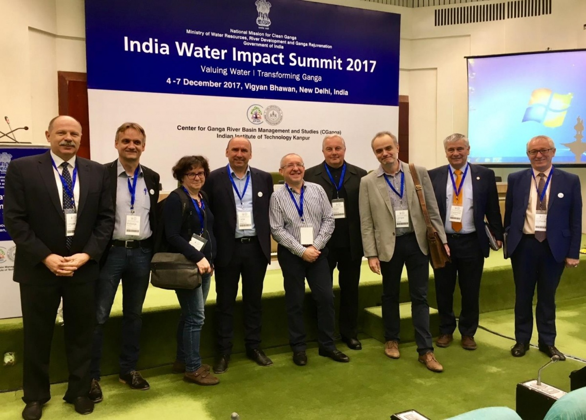 IoTool at India Water Impact Summit 2017